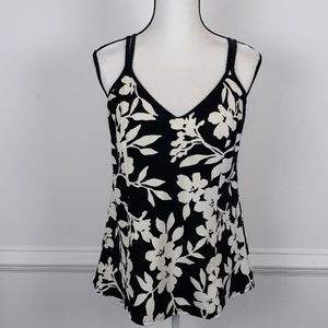 KIRKLAND BY MIRACLESUIT UNDERWIRE TANKINI